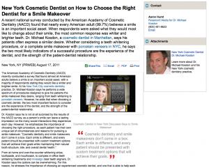 cosmetic, dentist, dentistry, smile, makeover, new, york, ny